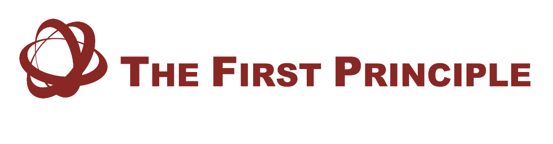 The First Principle Logo