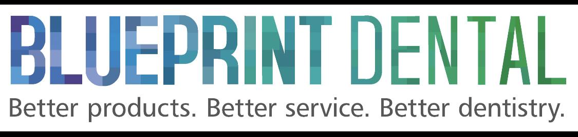 Blue Print Dental Logo