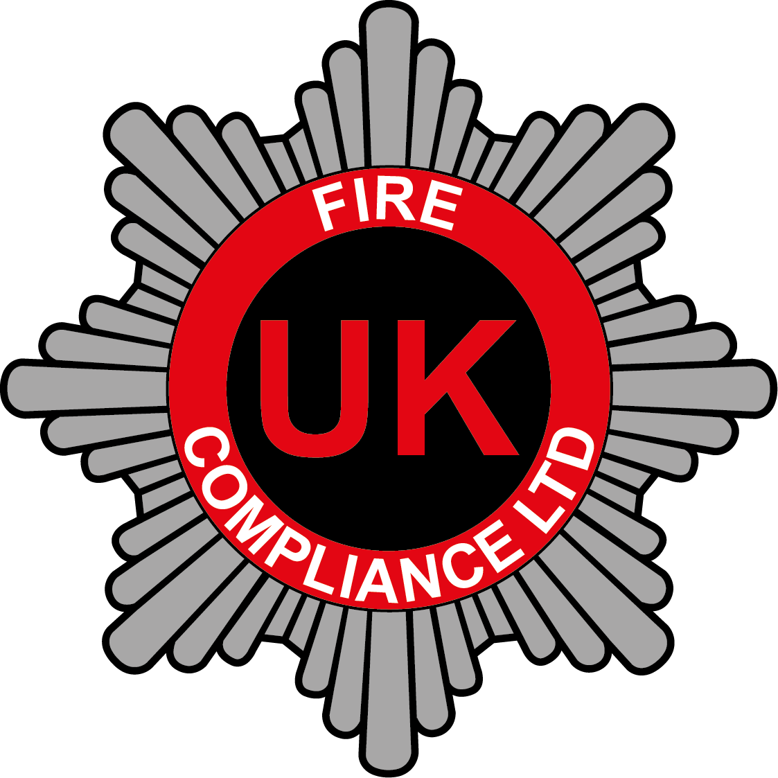 UK Fire Compliance Ltd Logo