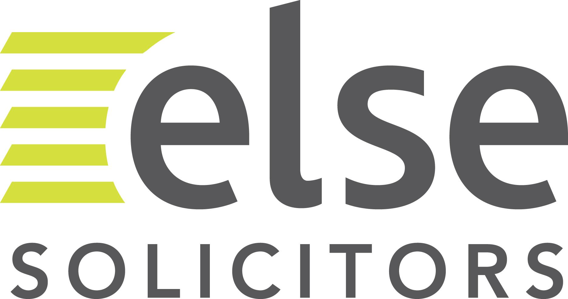 Else Solicitors Logo